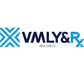 VMLY& RX Madrid Logo