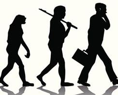 ¿Evolucionas?